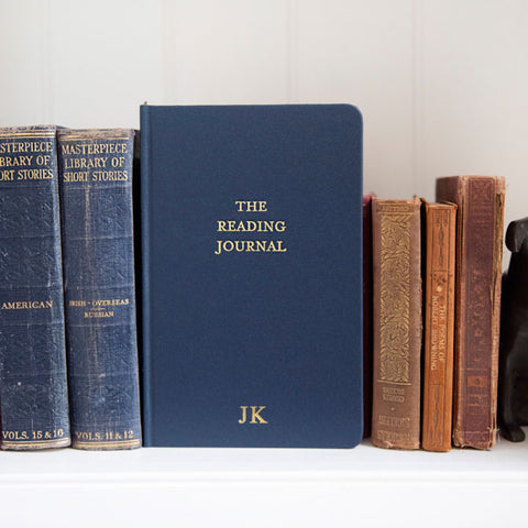 The Five Year Reading Journal