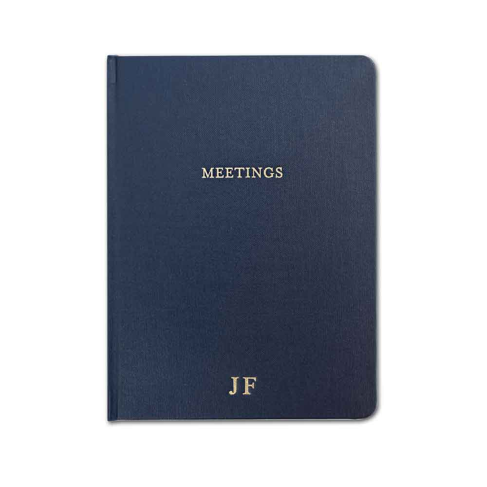 Meetings Book