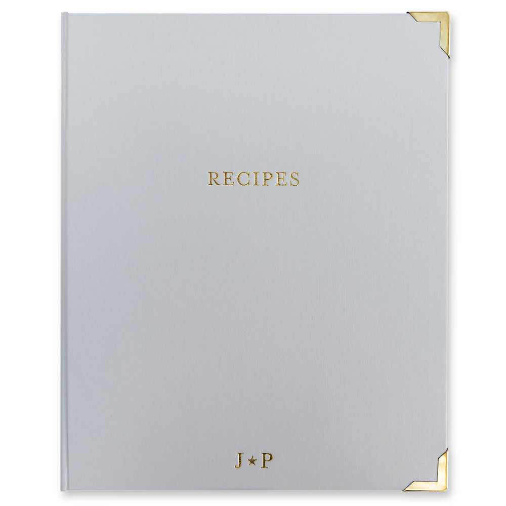 Recipe Binder | Grey