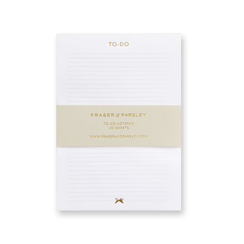 To-Do Desk Pad
