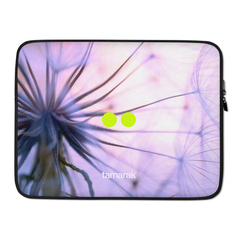 taraxacum | laptop sleeve