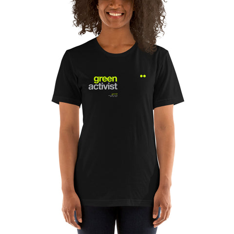 green activist | make tomorrow today | special edition | t-shirt