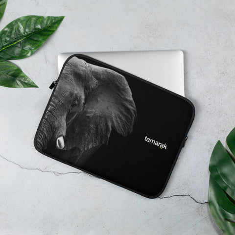more empathy than the humans | laptop sleeve