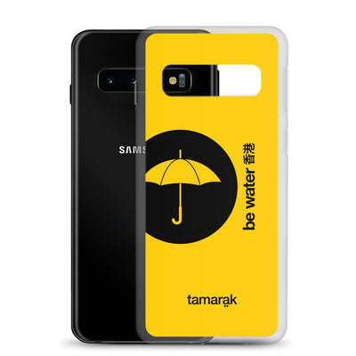 be water | bruce lee edition | Samsung case