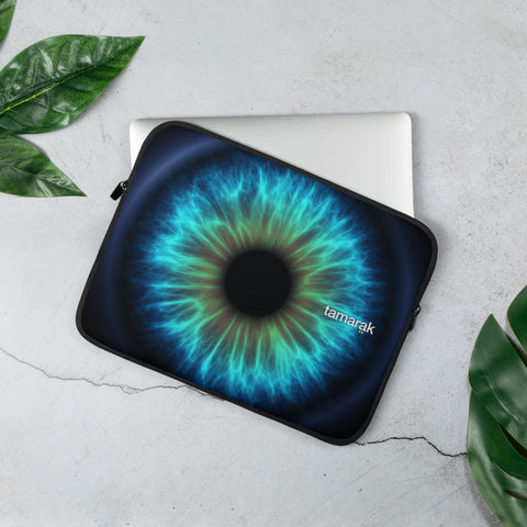 eye on earth | laptop sleeve