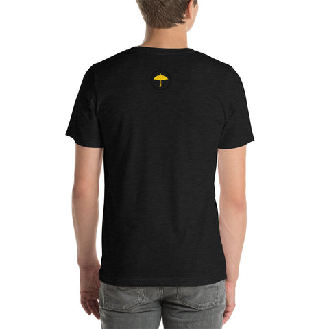 be water | black edition | men t-shirt