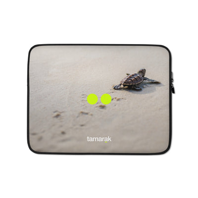 race to the ocean | laptop sleeve