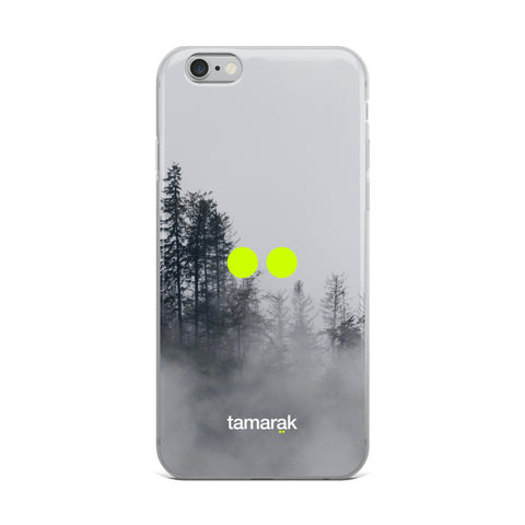 morning fog | iPhone case