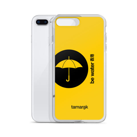 be water | bruce lee edition | iPhone case