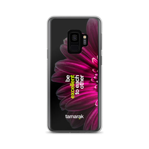 be excellent to each other | Samsung case