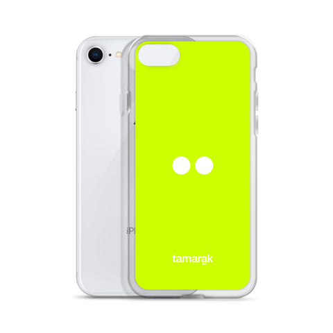 minimalism green | iPhone case