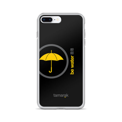 be water | black edition 003 | iPhone case