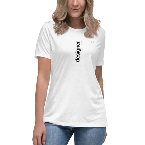designer | relaxed t-shirt