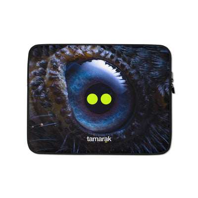 while I watch you sleep, I dream | laptop sleeve
