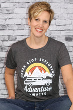 Load image into Gallery viewer, Adventure Graphic Tee