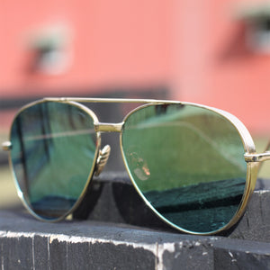 Mirrored Aviator Sunnies