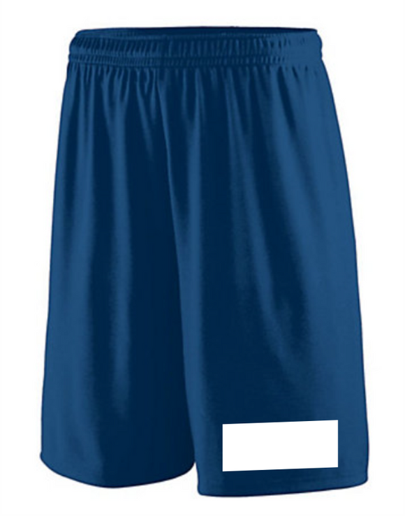 CPSB approved PE Uniform ***BOYS***  wicking short 9