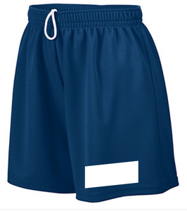 PE Uniform Girls wicking short