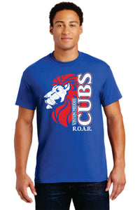 VMS Royal Blue Short Sleeve Spirit Shirt