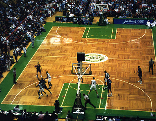 Boston Test Basketball