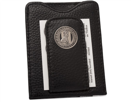 Honolulu Transit Token Money Clip Wallet