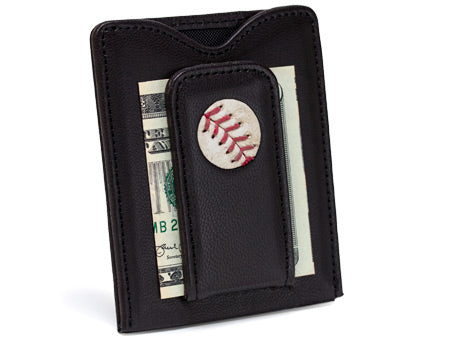 Baseball Money Clip Wallet