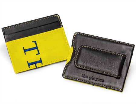 THE PLAYERS Pin Flag Money Clip Wallet by Tokens & Icons