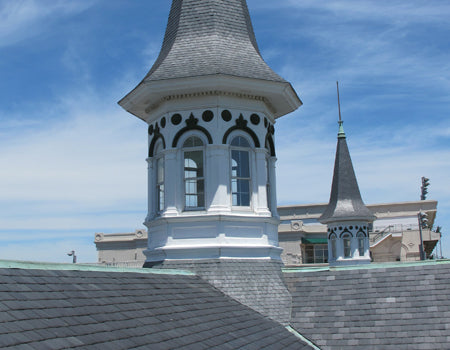 Churchill Downs Slate Roof