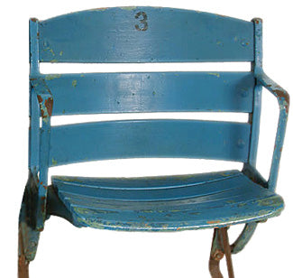 Old Yankee Stadium Seat