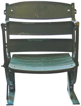 Milwaukee County Stadium Seat