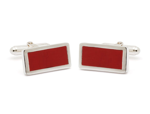 Palestra at Penn Floor Cuff Links by Tokens & Icons