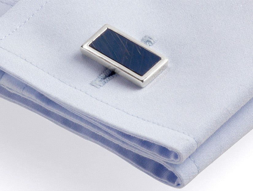 Kentucky's Memorial Coliseum Floor Cuff Links