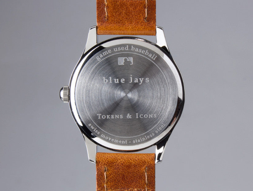 Toronto Blue Jays Game Used Baseball Watch - ALCS 2015