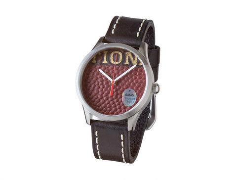 Washington Redskins Game Used Football Watch