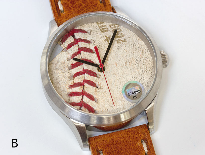 New York Yankees 2009 World Series Game Used Baseball Watch
