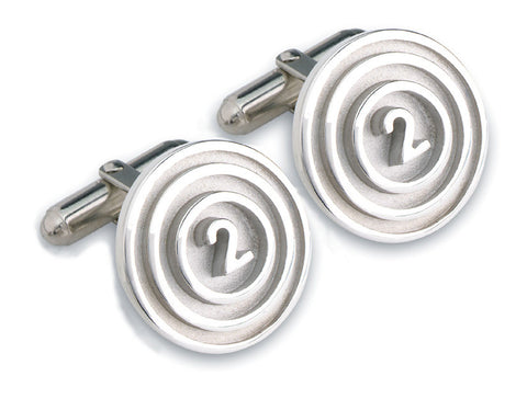 Mann Cuff Links
