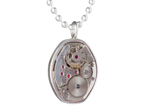 Watch Movement Pendant