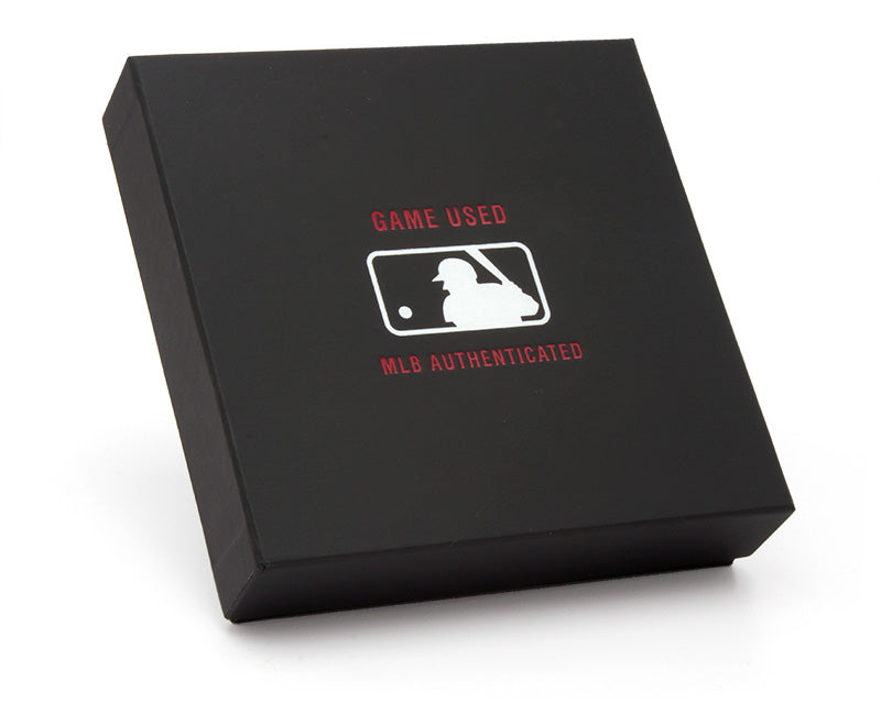 World Series Game Used Baseball Leather Bracelet Collection