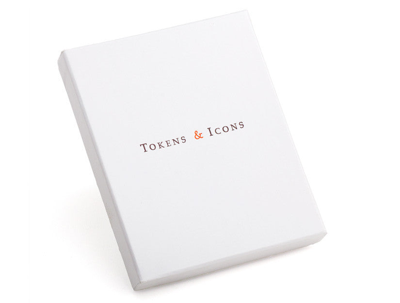 Tokens & Icons Money Clip Wallet Box