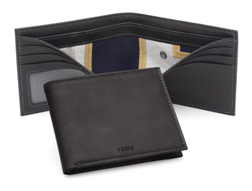 St. Louis Rams Game Used Uniform Wallet