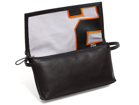 San Francisco Giants Game Used Uniform Purse