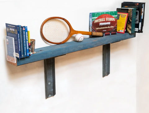UC Berkeley's California Memorial Stadium Bench Bookshelf