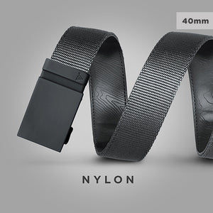 Belt made out of nylon webbing - click to view the Nylon 40mm Mission Belt collection