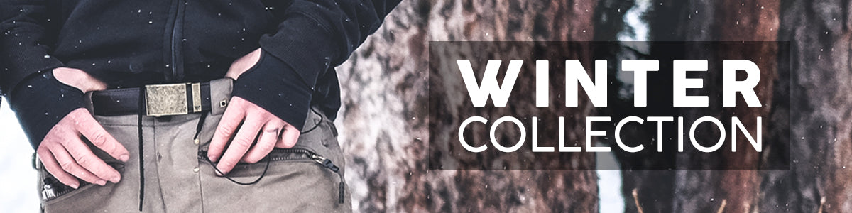 Winter Collection Banner