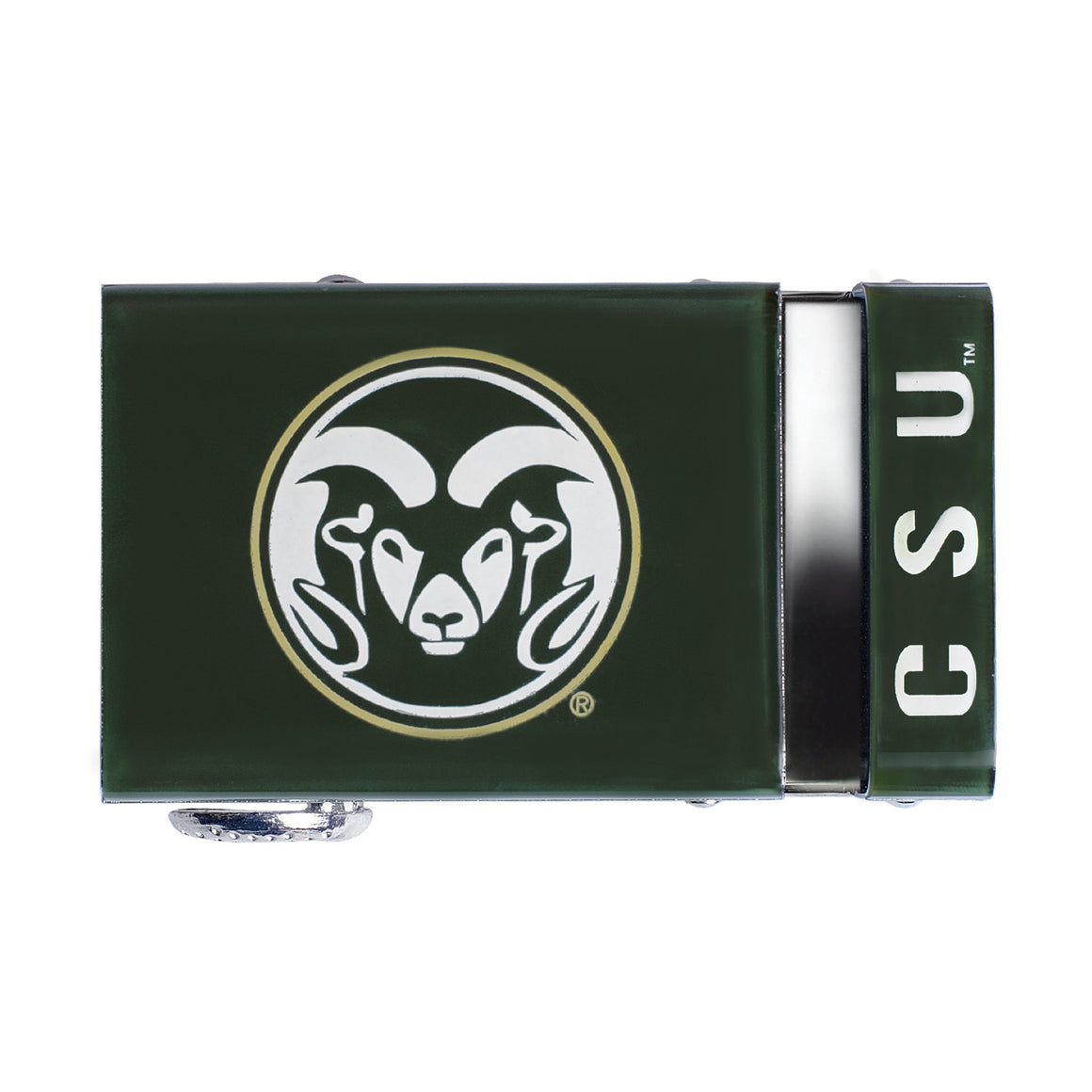 Colorado State Rams 40mm Buckle
