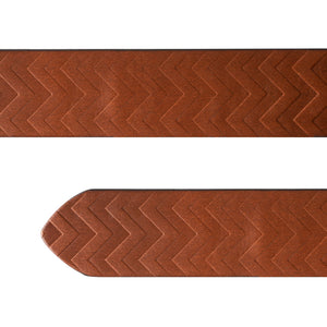 Chevron Full-Grain (Strap)