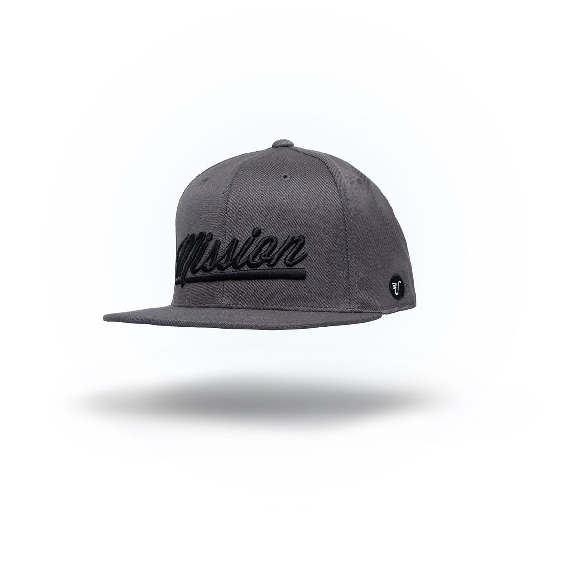 Mission Classic Hat - Dark Gray