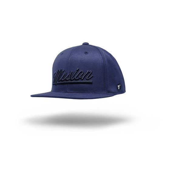 Mission Classic Hat - Deep Blue