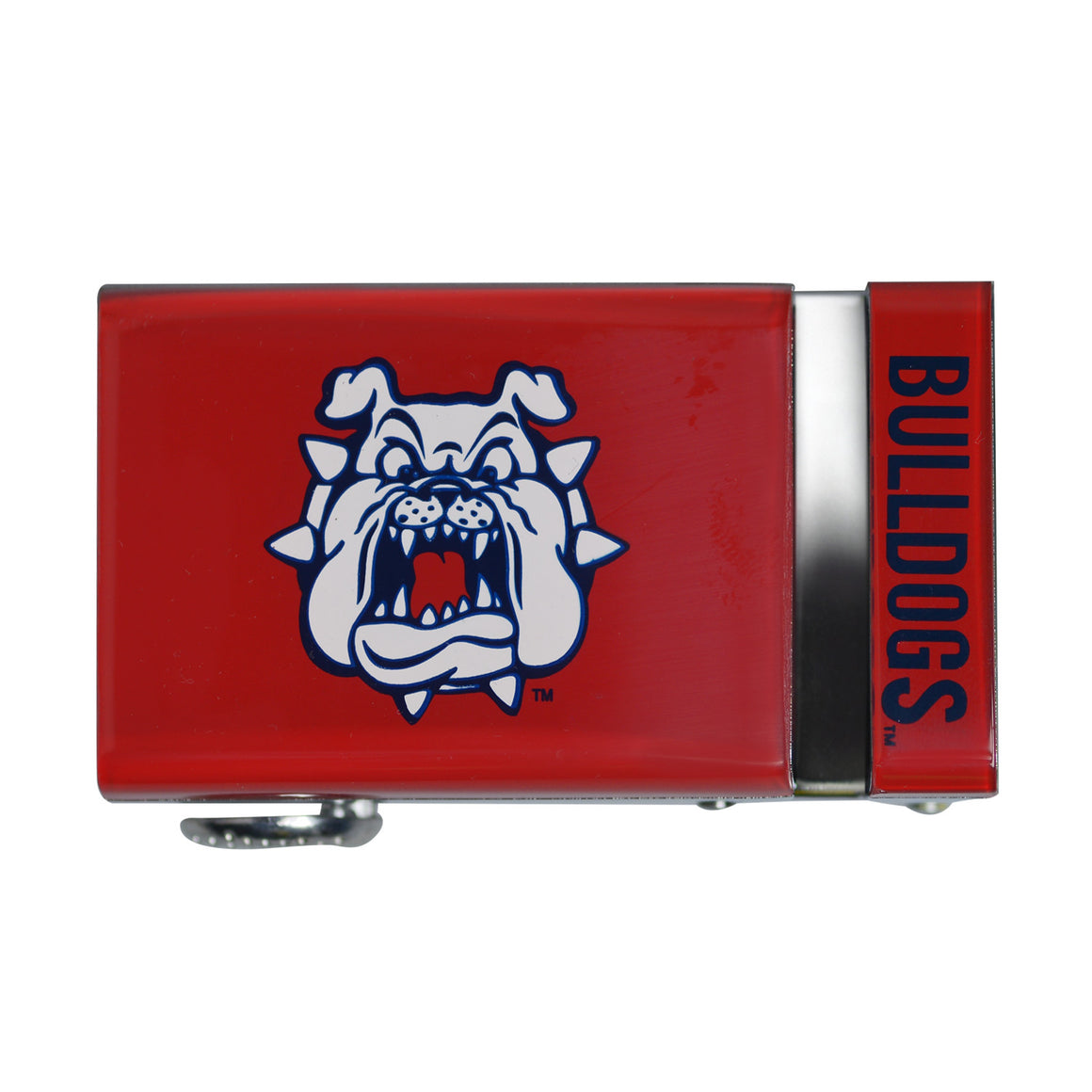 Fresno State Bulldogs 40mm Buckle