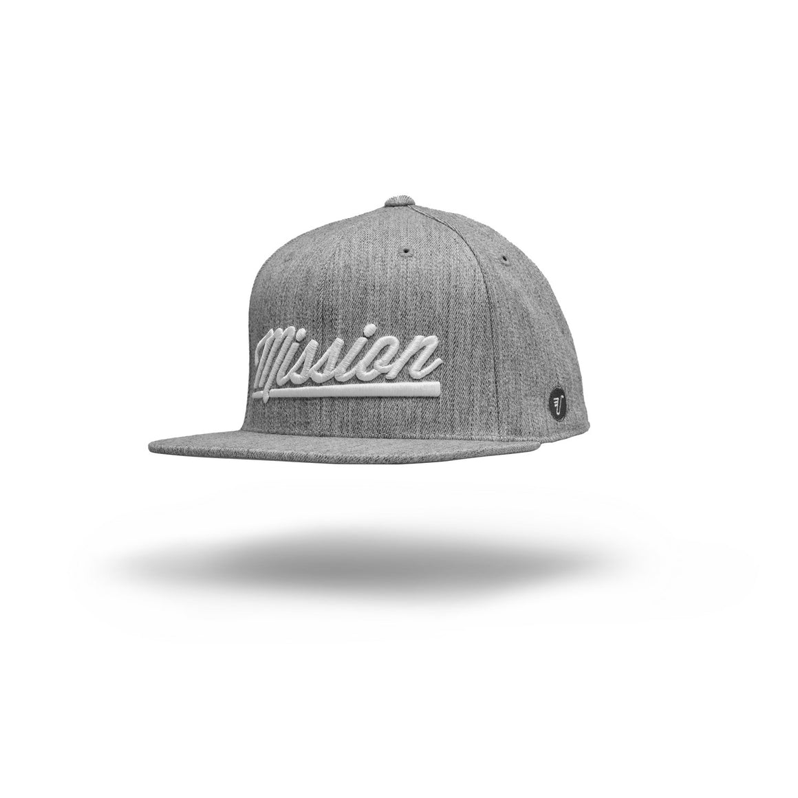 Mission Classic Hat - Heather Gray